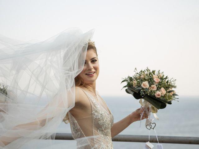 Il matrimonio di Angelo e Raechelle a Aci Castello, Catania 33