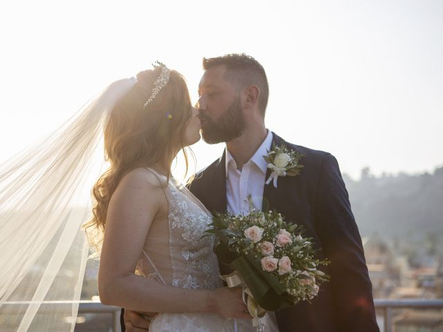 Le nozze di Raechelle e Angelo