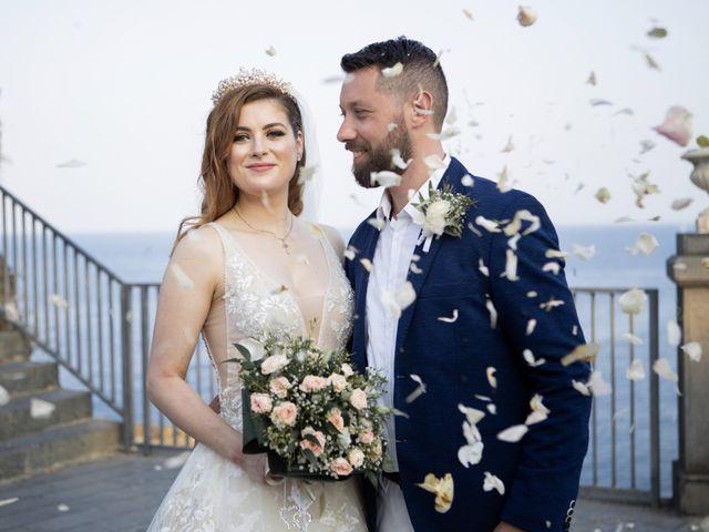 Il matrimonio di Angelo e Raechelle a Aci Castello, Catania 37