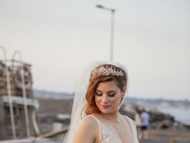 Il matrimonio di Angelo e Raechelle a Aci Castello, Catania 41