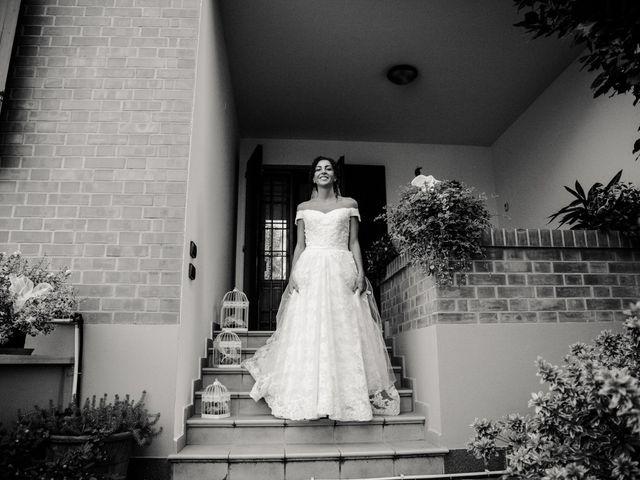 Il matrimonio di Mattia e Gloria a Budrio, Bologna 17