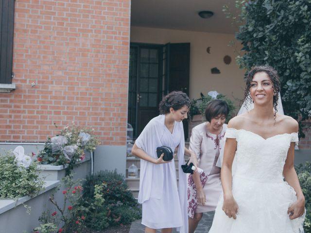 Il matrimonio di Mattia e Gloria a Budrio, Bologna 18