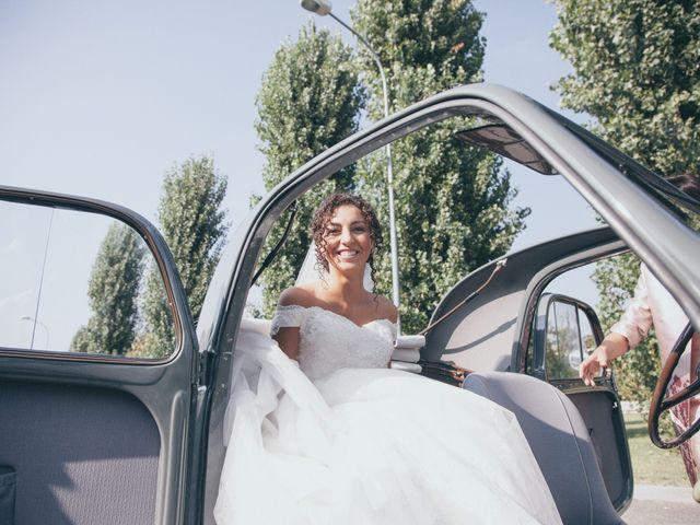 Il matrimonio di Mattia e Gloria a Budrio, Bologna 19