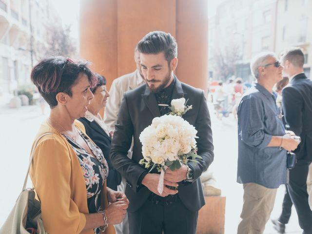 Il matrimonio di Mattia e Gloria a Budrio, Bologna 41