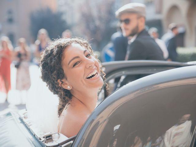 Il matrimonio di Mattia e Gloria a Budrio, Bologna 49