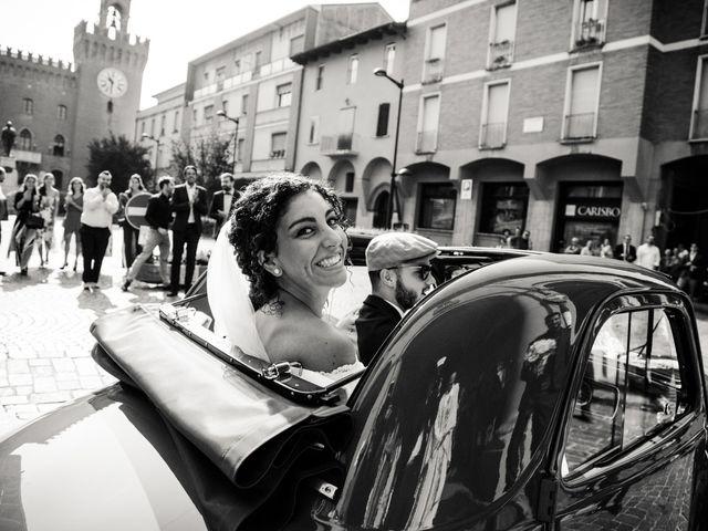 Il matrimonio di Mattia e Gloria a Budrio, Bologna 50
