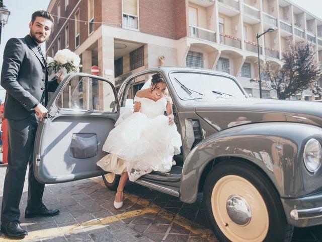 Il matrimonio di Mattia e Gloria a Budrio, Bologna 51