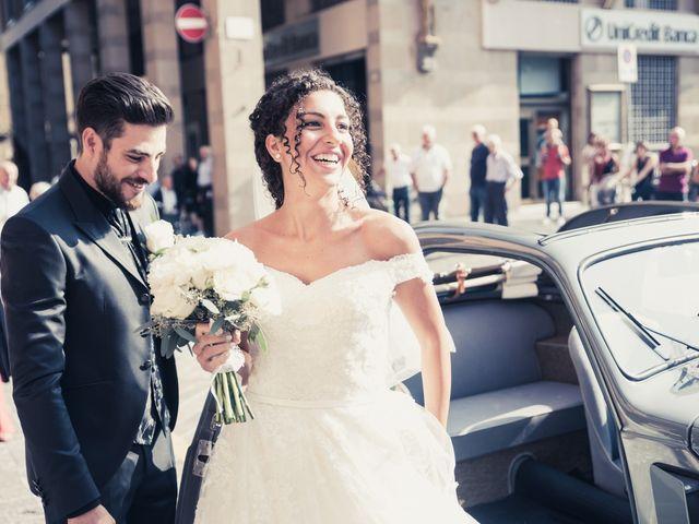 Il matrimonio di Mattia e Gloria a Budrio, Bologna 53