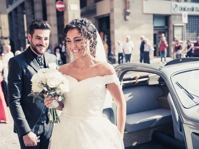 Il matrimonio di Mattia e Gloria a Budrio, Bologna 54