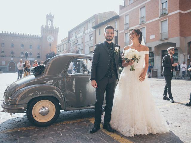 Il matrimonio di Mattia e Gloria a Budrio, Bologna 56