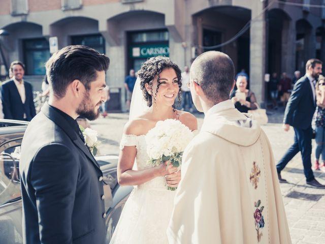 Il matrimonio di Mattia e Gloria a Budrio, Bologna 57