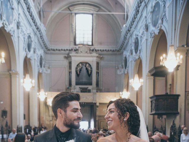 Il matrimonio di Mattia e Gloria a Budrio, Bologna 89