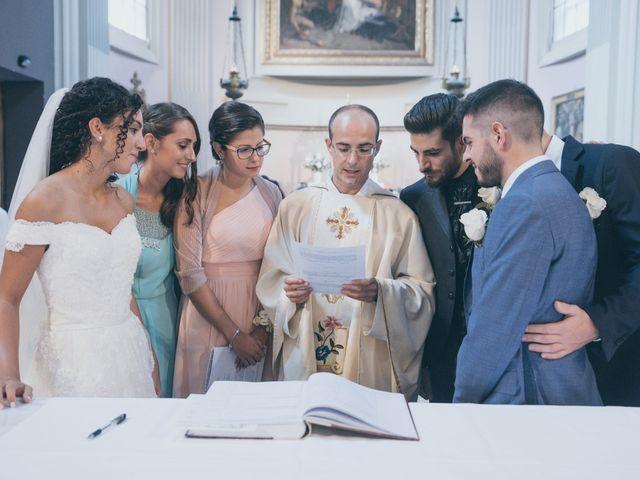 Il matrimonio di Mattia e Gloria a Budrio, Bologna 91