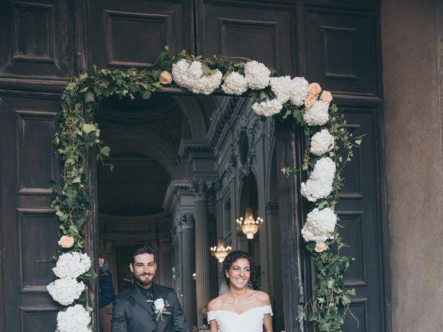 Il matrimonio di Mattia e Gloria a Budrio, Bologna 101