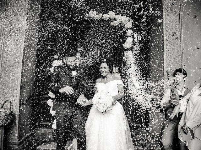 Il matrimonio di Mattia e Gloria a Budrio, Bologna 105