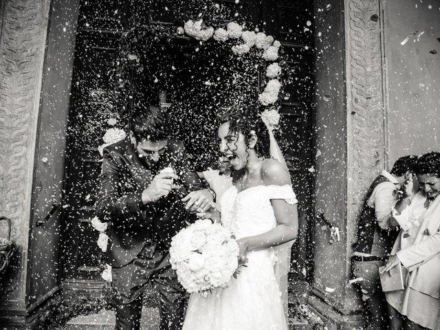 Il matrimonio di Mattia e Gloria a Budrio, Bologna 107