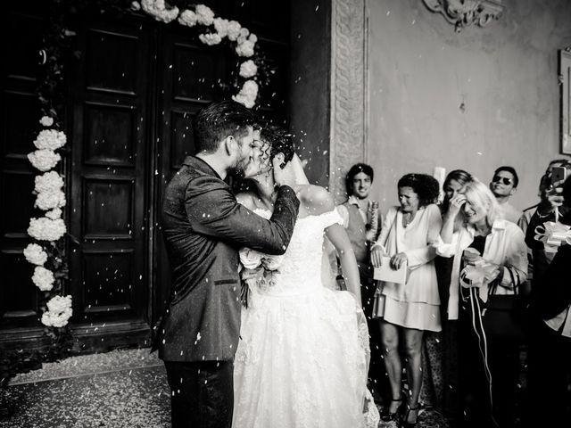 Il matrimonio di Mattia e Gloria a Budrio, Bologna 109