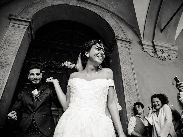 Il matrimonio di Mattia e Gloria a Budrio, Bologna 110