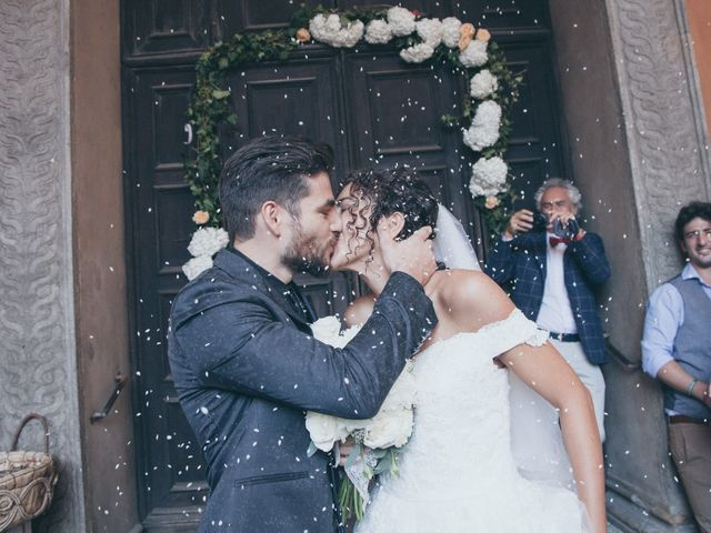 Il matrimonio di Mattia e Gloria a Budrio, Bologna 111