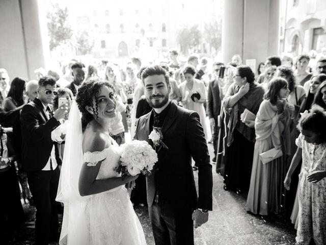 Il matrimonio di Mattia e Gloria a Budrio, Bologna 112