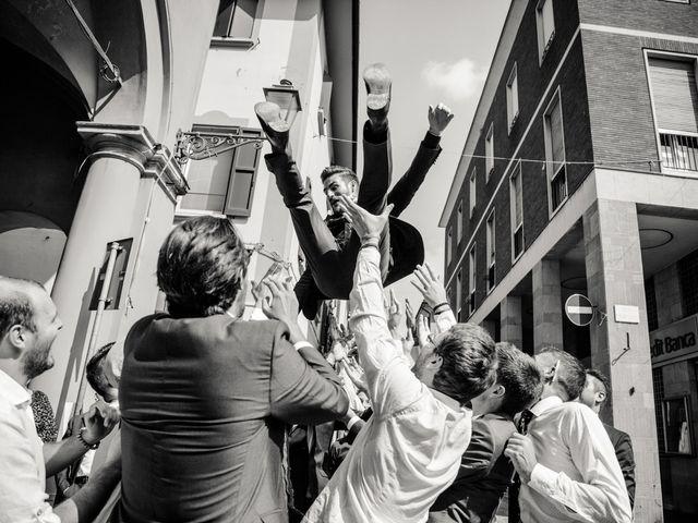 Il matrimonio di Mattia e Gloria a Budrio, Bologna 119