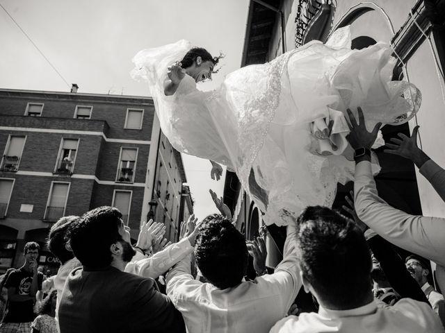 Il matrimonio di Mattia e Gloria a Budrio, Bologna 120