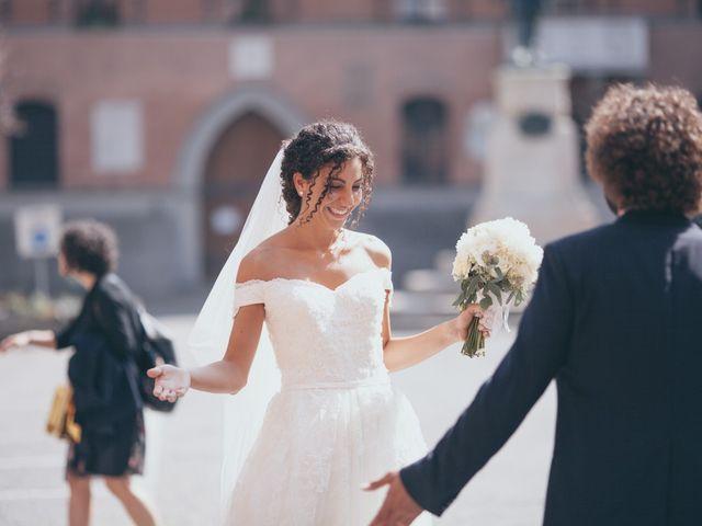 Il matrimonio di Mattia e Gloria a Budrio, Bologna 123