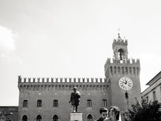 Il matrimonio di Mattia e Gloria a Budrio, Bologna 127
