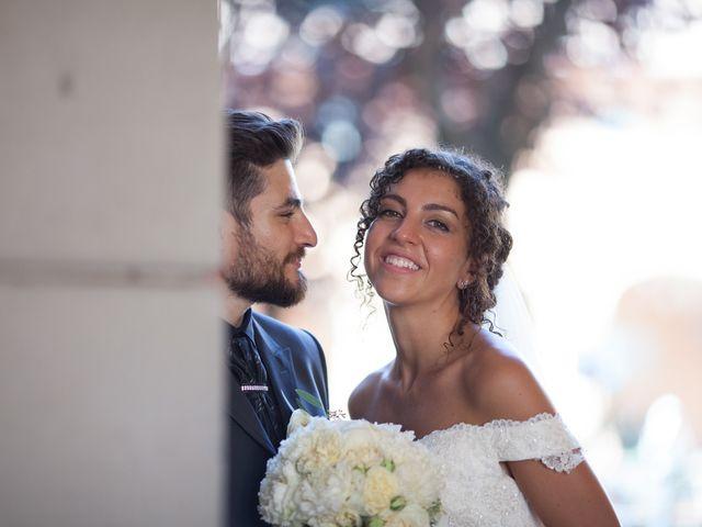 Il matrimonio di Mattia e Gloria a Budrio, Bologna 129