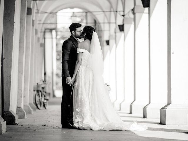 Il matrimonio di Mattia e Gloria a Budrio, Bologna 134