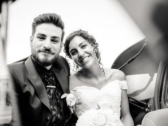 Il matrimonio di Mattia e Gloria a Budrio, Bologna 143
