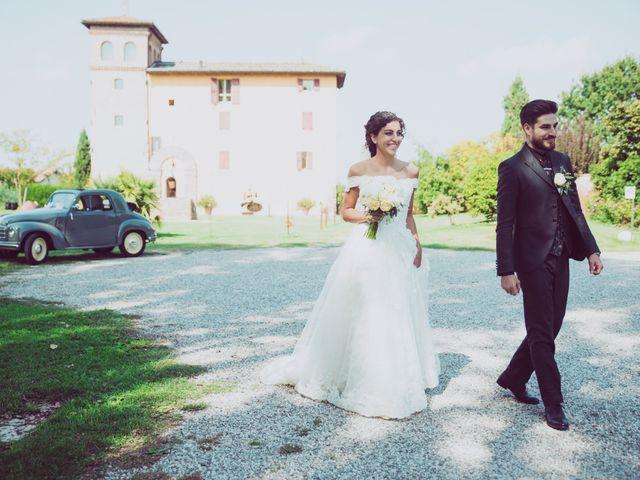 Il matrimonio di Mattia e Gloria a Budrio, Bologna 147