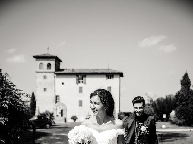 Il matrimonio di Mattia e Gloria a Budrio, Bologna 148