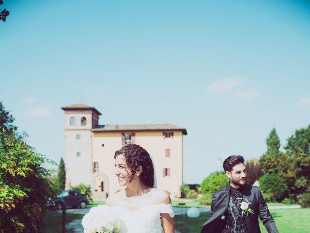 Il matrimonio di Mattia e Gloria a Budrio, Bologna 149