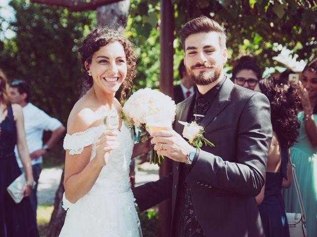 Il matrimonio di Mattia e Gloria a Budrio, Bologna 151