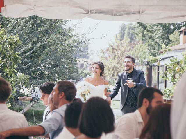 Il matrimonio di Mattia e Gloria a Budrio, Bologna 162