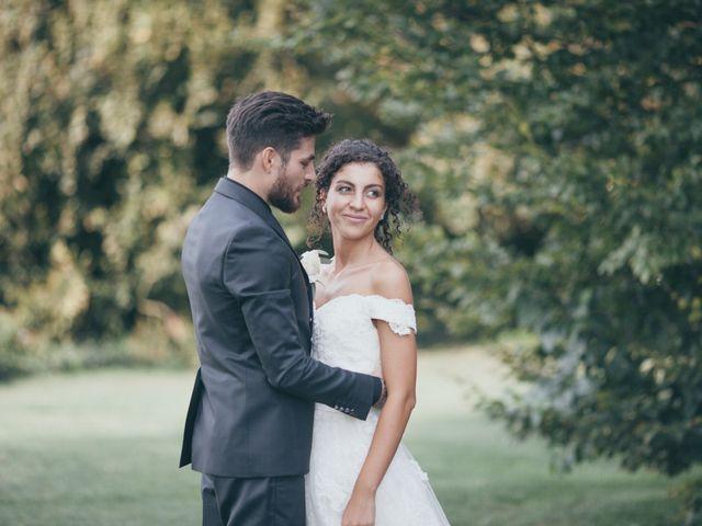 Il matrimonio di Mattia e Gloria a Budrio, Bologna 177