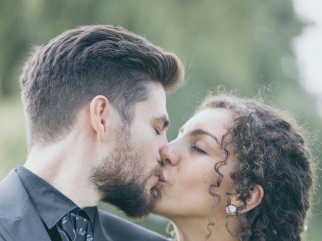Il matrimonio di Mattia e Gloria a Budrio, Bologna 178