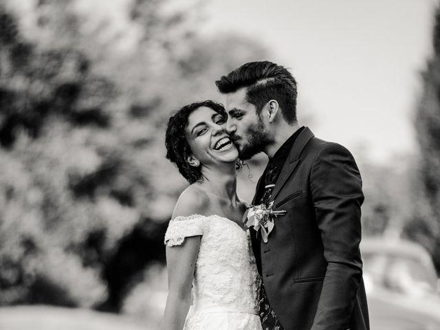 Il matrimonio di Mattia e Gloria a Budrio, Bologna 196
