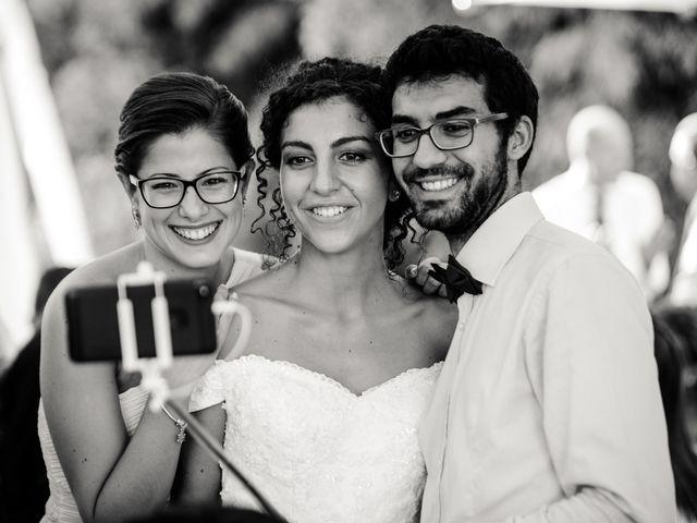 Il matrimonio di Mattia e Gloria a Budrio, Bologna 206