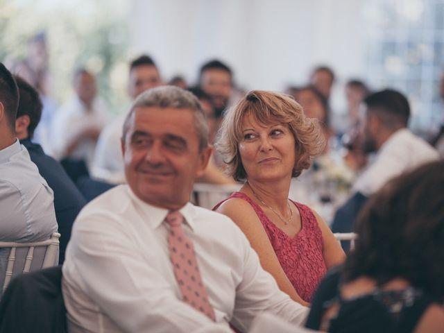 Il matrimonio di Mattia e Gloria a Budrio, Bologna 220