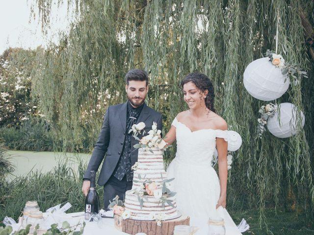 Il matrimonio di Mattia e Gloria a Budrio, Bologna 241