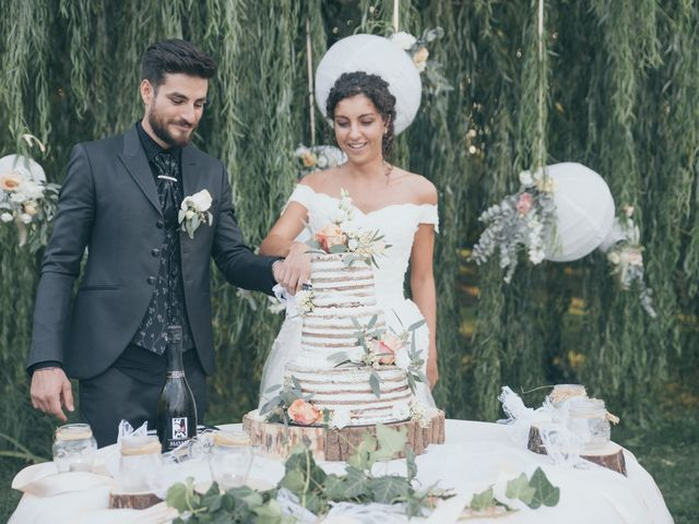 Il matrimonio di Mattia e Gloria a Budrio, Bologna 243