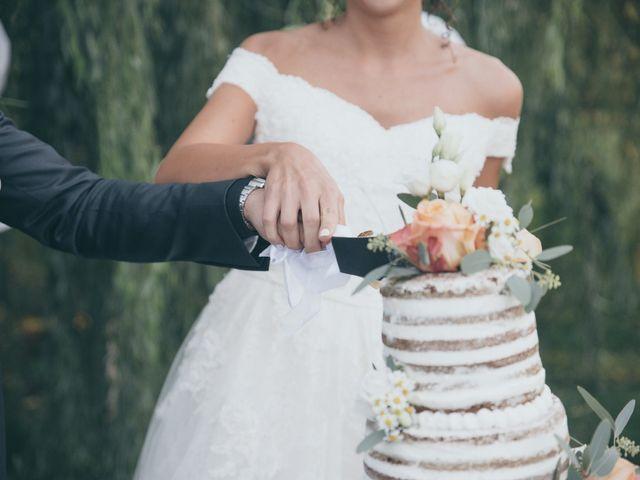 Il matrimonio di Mattia e Gloria a Budrio, Bologna 244