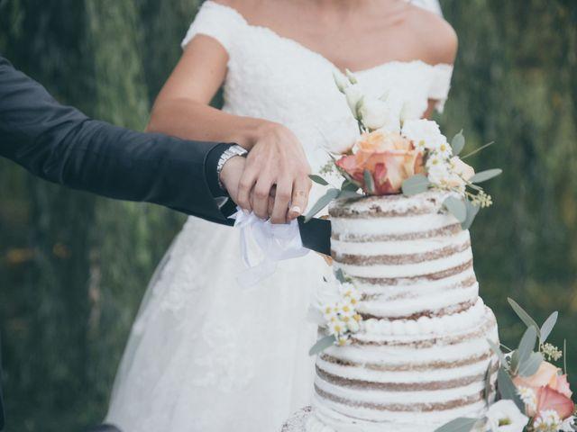 Il matrimonio di Mattia e Gloria a Budrio, Bologna 245