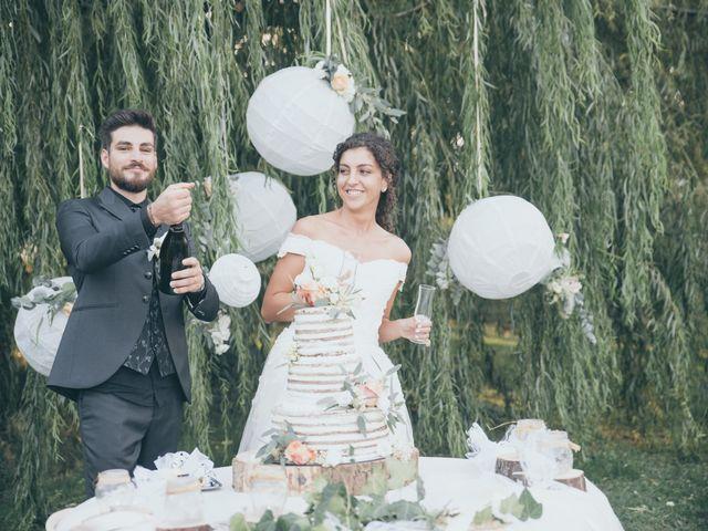 Il matrimonio di Mattia e Gloria a Budrio, Bologna 246