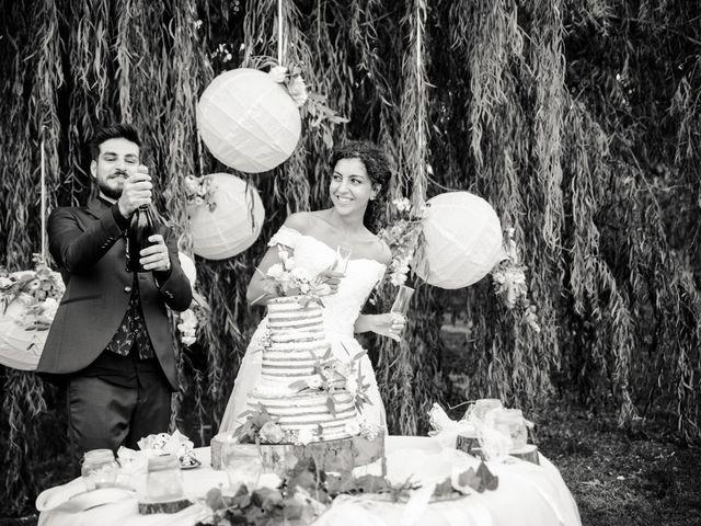 Il matrimonio di Mattia e Gloria a Budrio, Bologna 247