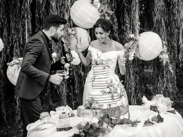 Il matrimonio di Mattia e Gloria a Budrio, Bologna 248