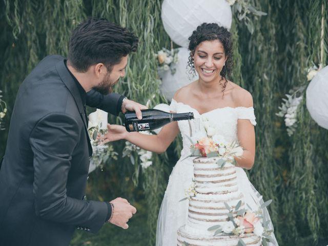 Il matrimonio di Mattia e Gloria a Budrio, Bologna 249