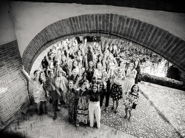 Il matrimonio di Mattia e Gloria a Budrio, Bologna 256